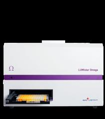 LUMIstar Omega Absorbance Microplate Reader